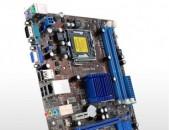 Socket LGA 775 Motherboard / մայրասալիկ / G41 Asus P5G41T-M LX3