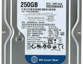 HDD 250 Gb Жесткий диск Western Digital WD Blue
