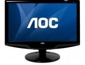 LCD Monitor / մոնիտոր / 19 duym AOC 931Swl