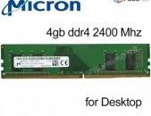 RAM / Օպերատիվ հիշողություն / Micron / 4Gb / 2400Mhz / DDR4