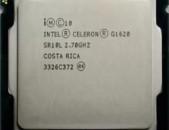 CPU / պրոցեսոր / Intel Celeron G1620 2 МБ кэш-памяти, частота 2,70GHz