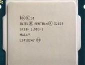 CPU / պրոցեսոր / Intel Pentium G2020 3 МБ кэш-памяти, частота 2,90GHz