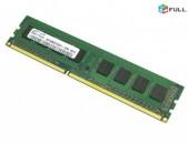 RAM / Օպերատիվ հիշողություն / Samsung / DDR3 / 2Gb / 1333Mhz / 1600Mhz