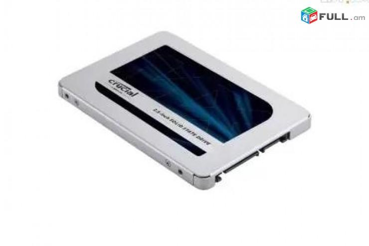 SSD 1 Tb / MLC chip / Crucial CT960M500SSD1