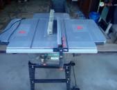 Փայտի էլեկտրական սղոց դաշտով TOTAL