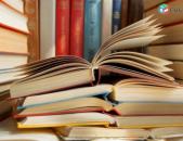 Խմբագիր, հրատարակիչ, գրադարանավար, գրքավաճառ
