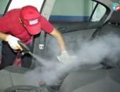 Մեքենաների սրահի քիմ մաքրում խոնավ եղանակով