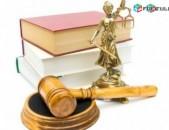 Կազմակերպությունների և ԱՁ-ի իրավաբանական սպասարկում