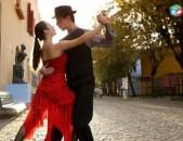 Tango,lezginka,bachata,kizomba