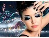 Dimahardarman / Make up  / Makiaj  / das@ntacner / Դիմահարդարման/ մակիյաժի դասընթացներ