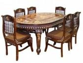 Սեղան աթոռների պատվերներ/ Sexan atorneri patverner