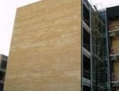 Շենքերի և շինությունների երեսապատման աշխատանքներ (ABLICOVKA)