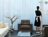 Տան մաքրություն, տան մաքրուհի ,բնակարանի մաքրում շինարարությունից հետո