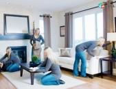 Cleaning service . Уборка ,Чистка домов,  Մարքման ծառայություն