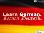 Գերմաներենի ուսուցում / Germanereni usucum profesional metodov,karch jamketum ardyunavet ardyunq apahovelu  paymanov.
