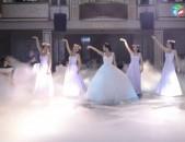 Հարսի պարի ուսուցում, հարսանեկան պարերի ուսուցում, հարսի պար, հարս ու փեսայի պար, հարսի պարի բեմադրություն հրեշտակներով և այլ կերպարներով: