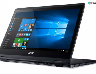 Նոր ACER R5-471T Touch + CORE I5 6200U + 8GB + 256GB SSD + 14