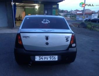 Renault Logan , 2008թ.