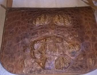 Cумки из крокодиловой кожи