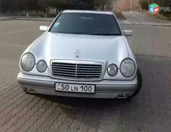 Mercedes-Benz -     E 280 , 1997թ.