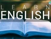 Անգլերեն լեզվի բարձրորակ ուսուցում (մասնավոր և խմբային)