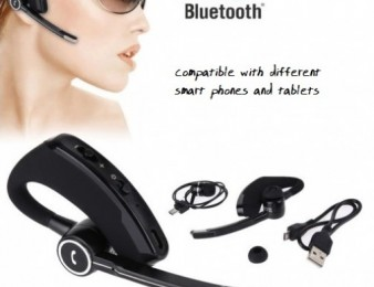 New-Bluetooth V4.1 Ear Headset Stereo