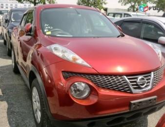 Nissan Juke , 2010թ.