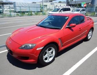 Mazda RX-8 , 2007թ.