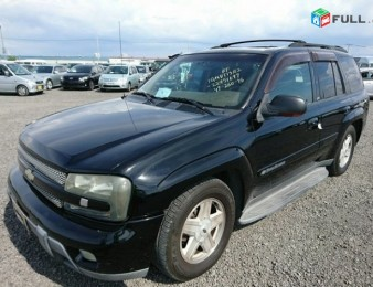 Chevrolet Trailblazer , 2002թ.