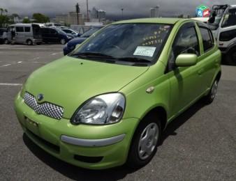 Toyota Vitz , 2004թ.