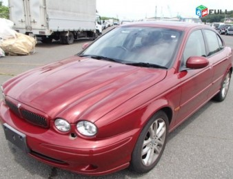 Jaguar X-Type , 2002թ.