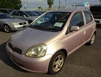 Toyota Vitz , 2000թ.