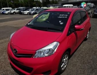 Toyota Vitz , 2011թ.