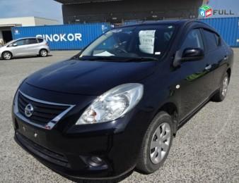 Nissan Latio, 2012 թ.