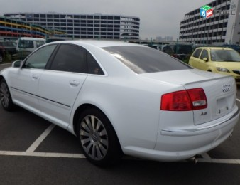 Audi A8 , 2006թ.