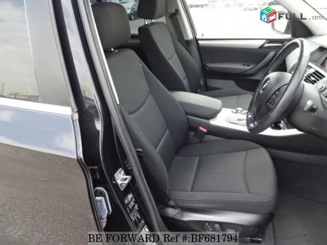 BMW -     X3 , 2011թ.