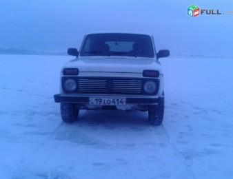 VAZ(Lada) 2121 , 2001թ.