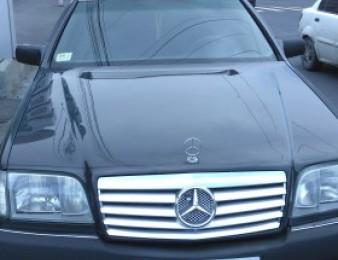 Mercedes-Benz -    S 320 , 1993թ.