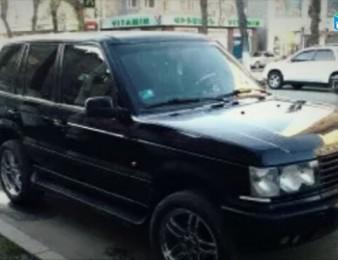 Land Rover Range Rover , 2001թ.