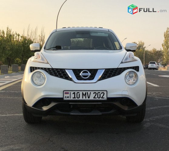 Nissan Juke , 2014թ.