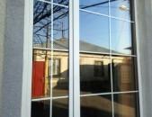Եվրո պատուհաններ և դռներ ճաղավանդակներով - FarmPlast