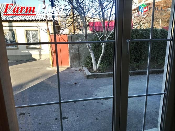Евро двери и окна в Ереване - եվրո պատուհաններ ճաղավանդակներով