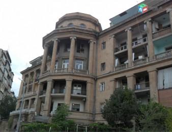 Դեմիրճյան կոմպոզիտորների շենք Демирчян здание композиторов Demirchyan