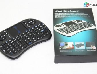 I8 Мини Беспроводная Клавиатура 2.4 ГГц LAV GNOV