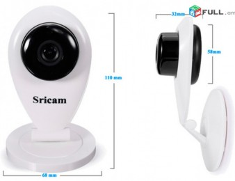 Original Sricam ip camera HD online tesaxcik (barcrakarg) ночной видения