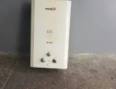 Գազի կալոնկա Մերկուրի ֆիրմայի ծխատարով անթերի աշխատող avtomat kalonka 10 լիտր