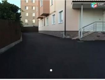 ԱՍՖԱԼՏԱՊԱՏՈՒՄ (Սկսած 2000=դրամից) տրվում է երաշխիք asfaltapatum