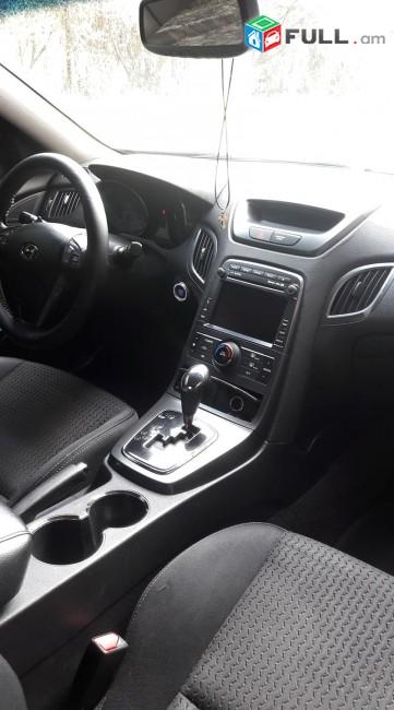 Hyundai Genesis Coupe, 2012թ., գերազանց վիճակ