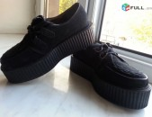 Creepers rock shoes